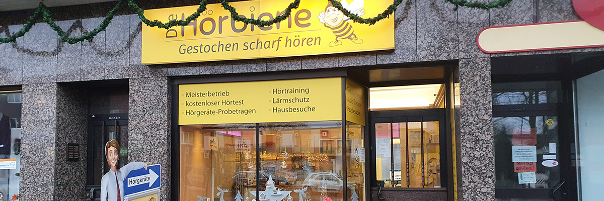 Hörbiene Dortmund Körne